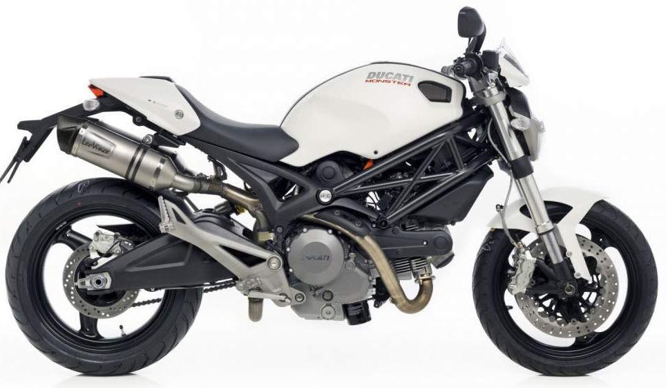 Leo Vince Gp Exhaust Ducati Monster