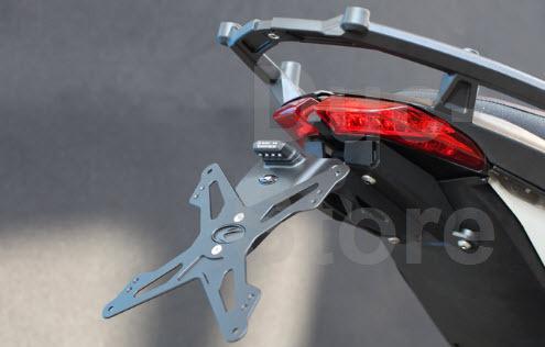 passend Blinkerhalter für Original Blinker Ducati Hypermotard 950