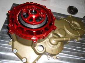 Ducati Scrambler Dry Clutch Conversion