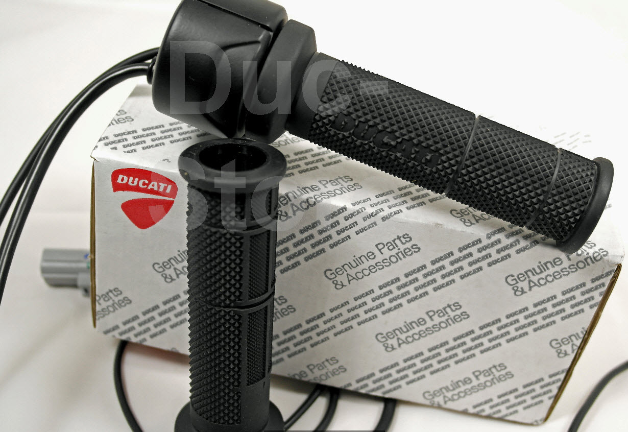 Ducati Hyperstrada Heated Grips