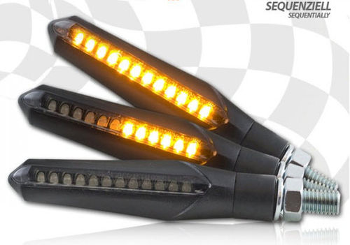 LED Blinker Runner sequenziell