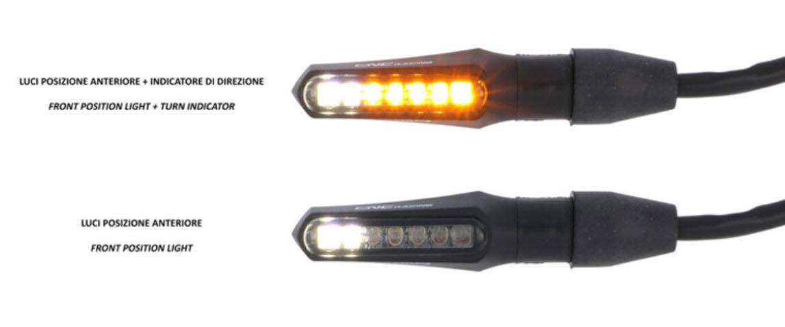 CNC Racing LED turn signal