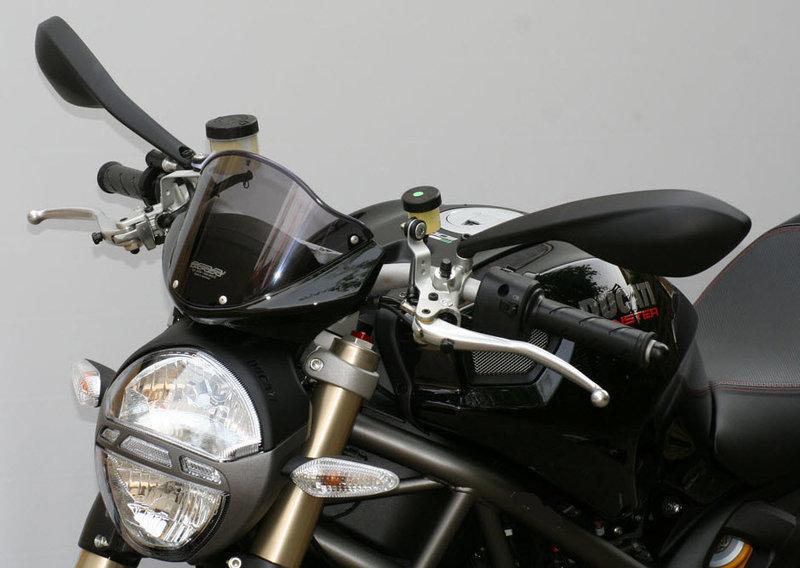 Ducati Monster 696 Scrambler