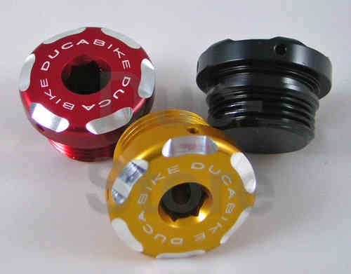 M22 Ducabike oil filler cap