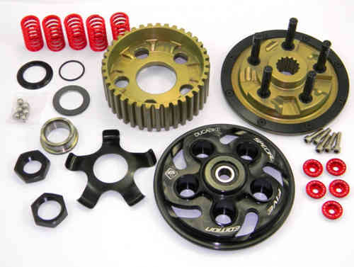 Slipper Clutch Ducabike Start