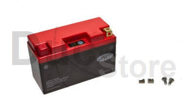 Jigawatt LBB14NS Lithium Motorrad Batterie 8 Ah 500 CCA LiFePo4 Ducati BMW Guzzi